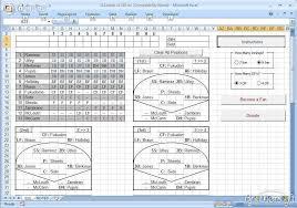 sample baseball roster template softball lineup printable big
