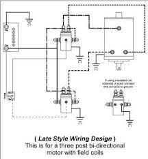 amazon com db electrical lrw0001 winch motor for 12v ramsey bi