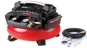 greenworks 41522 12 amp 6 gallon air compressor youtube