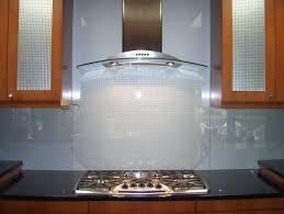 Kitchen Glass Backsplash Modern Eiforces - Contemporary backsplash