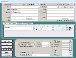 access service invoice template free invoice template