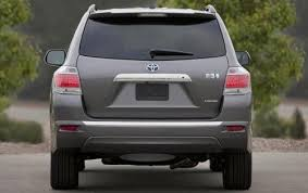 toyota highlander towing 2011 toyota highlander hybrid towing capacity specs view