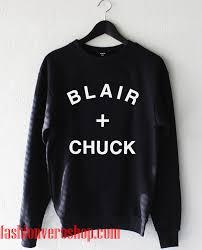 and chuck sweatshirt
