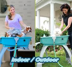 the booster bath tub for dogs and cats