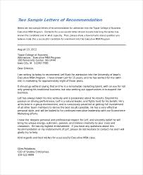 6 college reference letter templates free sample example