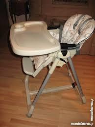 chaise peg perego prima pappa achetez chaise haute prima occasion annonce vente à yerres 91