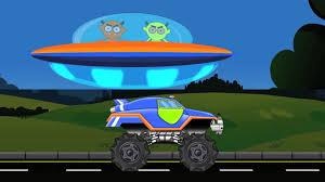 truck monster videos toy monster truck monster truck in space truck for kids
