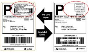 pay on use returns 2014 label changes endicia