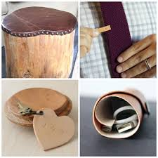 Handmade Gifts For Him Ideas - 25 diy leather gifts for everythingetsy