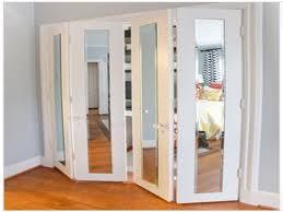 Slimfold Closet Doors Slimfold Mirror Closet Doors