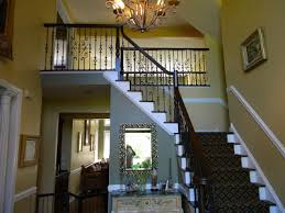 Replacing A Banister And Spindles Wood Stairs And Rails And Iron Balusters