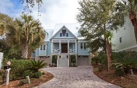 Beach Cottage Designs by House Tour Sea Island Builders Design Chic Design Chic