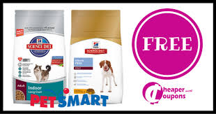 petsmart free hills science diet dog or cat food print now