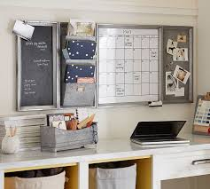 How To Make Your Own Desk Calendar Build Your Own Galvanized System Components Pottery Barn