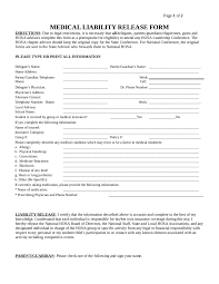 release of liability form template 02 edit fill sign online