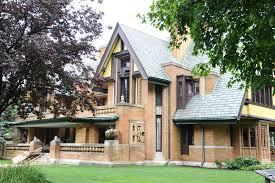 Frank Lloyd Wright Prairie Style by Frank Lloyd Wright Style Architecture