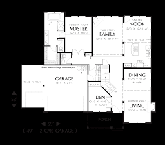 Home Floor Plans Mn Mascord House Plan 2294 The Pomeroy