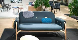 The Button Sofa From Swedese Inspired From Scandinavian Design - Scandinavian design sofa