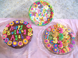 cookie cake decorating ideas birthday home decor 2017