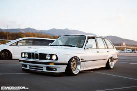 stancenation bmw e30 some nice old bmw dakos3