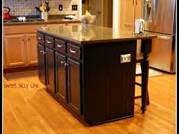 build kitchen island cabinet how to build a kitchen island with cabinets build a diy