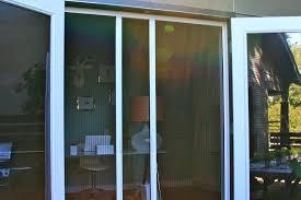 Interiors Sliding Glass Door Curtains by Interior Drapery Ideas For Sliding Patio Doors Deck Door