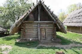 wooden log cabin european culture log cabin
