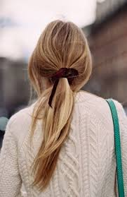 hair ribbon why don t you tie your hair with a ribbon we believe in style