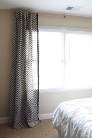 Pier One Drapes Check Curtains Draperies With French Pleats And Grosgrain Trim