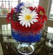 Water Beads Centerpieces Water Bead Centerpieces For Fourth Of July Water Beads Design