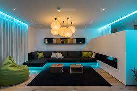 what is the best lighting for home how to create ambient lighting in your home loxone