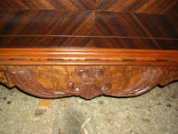Dining Room Chair Repair Refinishing Restore Wood Furniture Refinish Dining Table