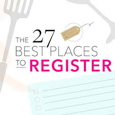 where to register for wedding dazzling best places to register for wedding inspiring 28 a