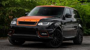 kahn land rover land rover range rover sport sdv6 kahn edition unreg 7s auto