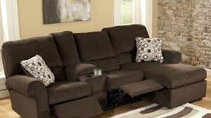 Sectional Recliner Sofa With Cup Holders Sectional Reclining Sofa Charming Small Sectional Recliner Search