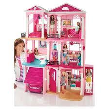 barbie dream house target