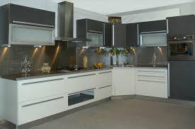 cuisine moderne et design awesome cuisine blanc et gris photos design trends 2017