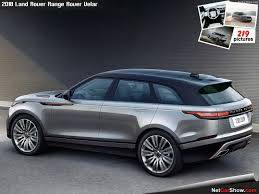 land rover rear car pictures hd rear 2018 land rover range rover velar angle net