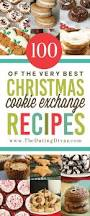 100 of the best christmas cookie exchange recipes christmas