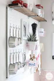Kitchen Pan Storage Ideas by 25 Best Kitchen Pegboard Ideas On Pinterest Pegboard Storage