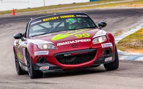 mazda mx series a racing role model for the