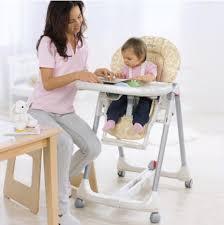 chaise peg perego prima pappa peg pérego chaise haute réglable en hauteur prima pappa diner