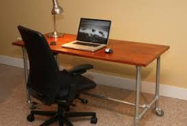 Computer Desk Diy Diy Ergonomic Computer Desk Revisited Simplified Building