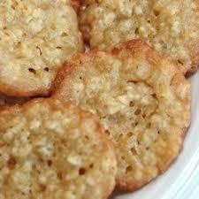 oatmeal lace cookies recipe allrecipes com