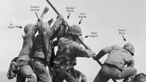 The Story So Far Flag Correcting History Of Iconic Wwii Photo Of Us Marines Flag Raising