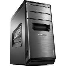 pc bureau lenovo lenovo ideacentre k450 57324504 desktop computer 57324504 b h