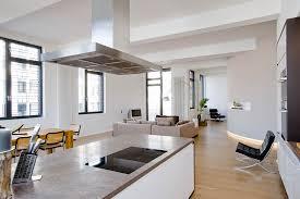 Wohnzimmer Modern Loft Awesome Hi Tech Loft Wohnung Loft Dethier Architecture Gallery