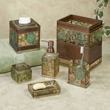Antique Brass Bathroom Accessories by Bathroom Accessory Sets Touch Of Class