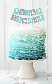 cake banner topper 1st birthday cake topper birthday cake banner 1st