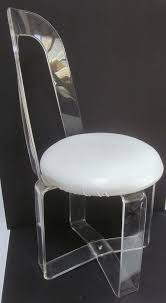 Lucite Folding Chairs 52 Best Lucite Furniture Images On Pinterest Lucite Furniture
